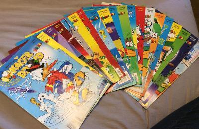20 ks Komiksové časopisy Kačer Donald 2002