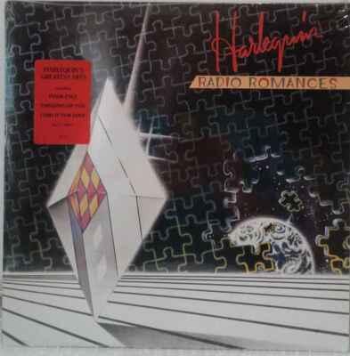 LP Harlequin - Radio Romances, 1986 EX