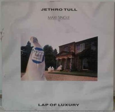 Jethro Tull - Lap Of Luxury, 1984 EX