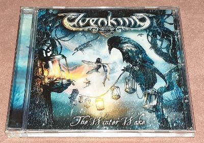 CD - Elvenking - The Winter Wake (2006)