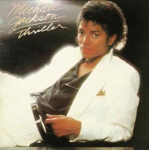 CD Michael Jackson – Thriller
