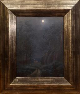 Cesta noční krajinou   -   Vladimír Jeniš