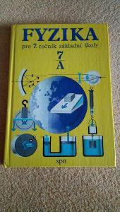 Fyzika pro 7.ročník základní školy r. 1987