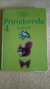 Přírodověda pro 4.ročník základní školy r. 1985