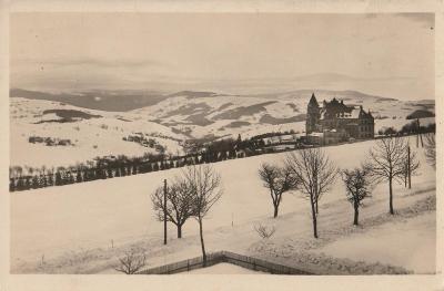 Vysoké nad Jizerou - zotavovna ROH Zd. Fierlingera - Krkonoše - Semily