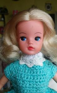 stará panenka SINDY PEDIGREE * 033055X * Made in Honkong +-70 léta