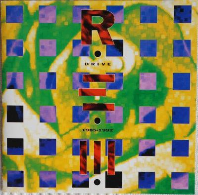 REM - Drive 1985-1992  CD  1992