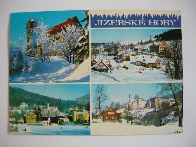 Janov - Královka Bedřichov - Jizerské hory - Josefův Důl