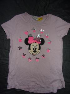 LC Waikiki/Disney-hezké tričko vel.122/128