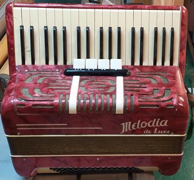 Akordeon harmonika Melodia de Luxe