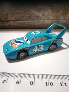 Kovové Autíčko Disney Pixar Cars