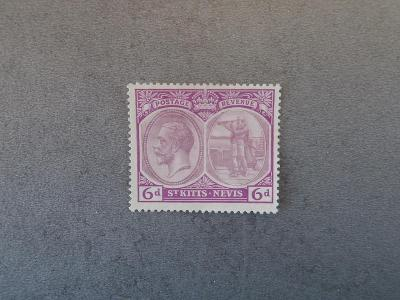 St. Kitts - Nevis 1920 (*)