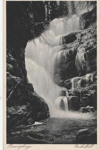 Vodopád - Krkonoše - Trutnov
