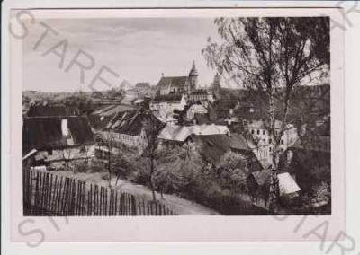 Horní Slavkov (Schlaggenwald) - celkový pohled, ve