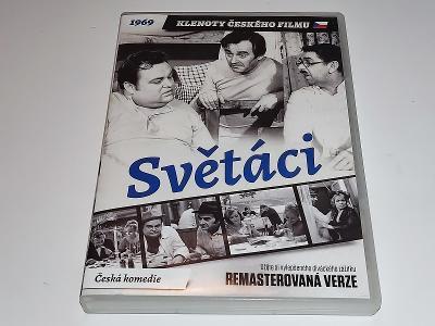 SVĚTÁCI / DVD NEŠKRÁBLÉ
