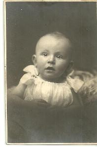 Fotografie děťátko