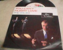 PHIL COLLINS-YOU CAN T HURRY LOVE-SP-1982.