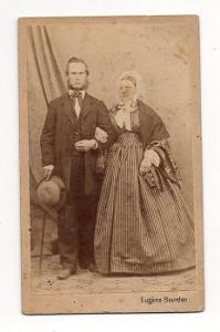Kabinetka žena s mužem, Bourdon, Chrudim
