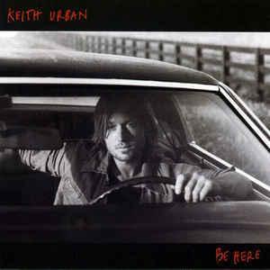 KEITH URBAN - Be Here - CD 2004 country rock Austrálie
