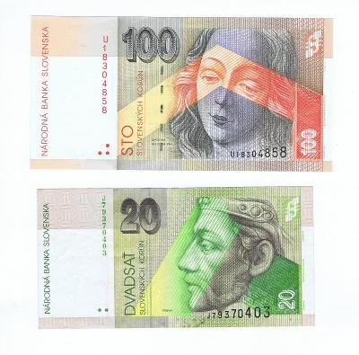 Slovenská koruna - 2001