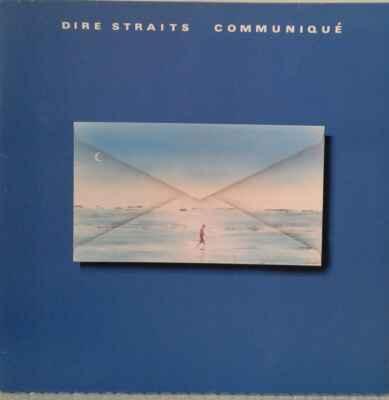 LP Dire Straits - Communiqué, 1979 EX