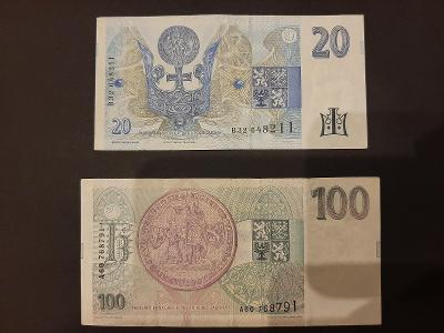 Bankovky 1993 a 1994