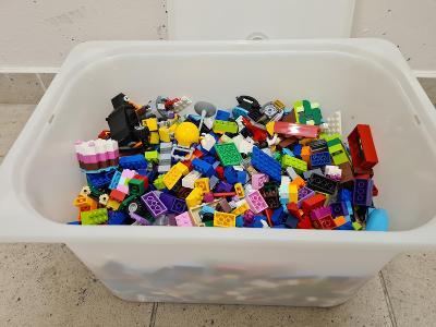 LEGO mix kostiček