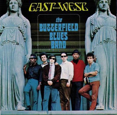 CD Paul Buttefield Blues Band - East - West (1966) Japan