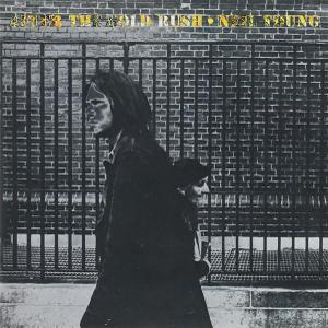 CD Neil Young - After the Gold Rush  (1970) Japan
