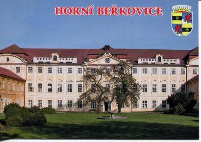Horní Beřkovice (Litoměřice), zámek, erb 2