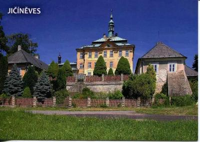 Jičíněves (Jičín), zámek