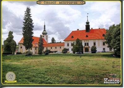 Konice (Prostějov), zámek