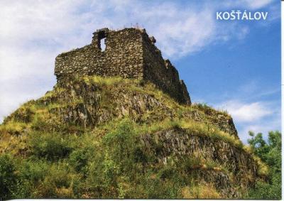 Košťálov (Litoměřice), hrad