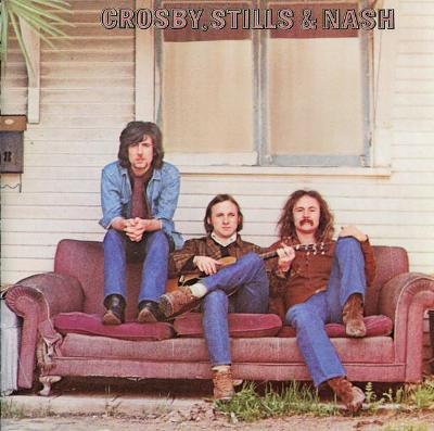 CD Crosby, Stills & Nash  (1969) Japan