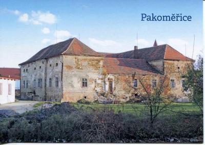 Pakoměřice (Praha-východ), zámek