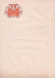 Blanket parfumerie L. Kraus, Praha II.