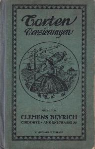 Kniha Torten Verzierungen, Clemens Beyrich