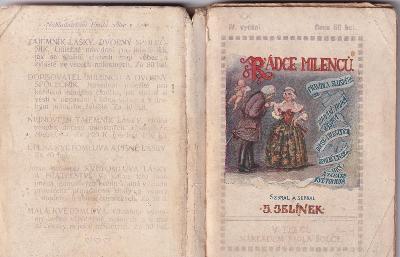 Kniha Rádce milenců, J. Jelínek