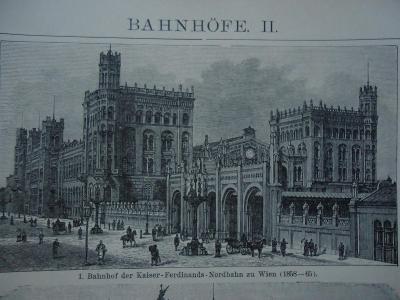 BAHNHÖFE ...I. - IV. + Berliner Stadt- und Ringbahn