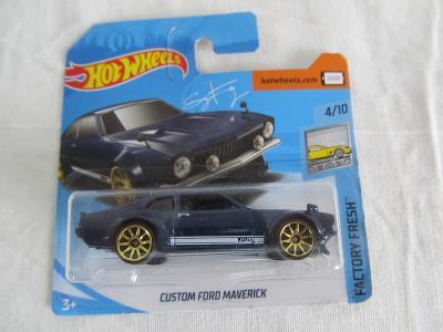 HOT WHEELS AUTÍČKO custom ford maverick