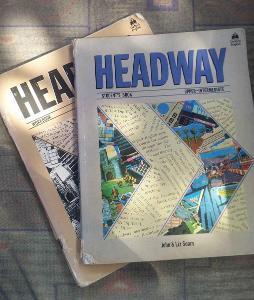 Headway učebnice a pracovní sešit