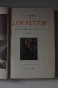 Jan Steen - malíř šprýmů a radostného života - Jan Kelk Cornelis
