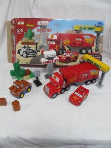 Lego Duplo 5816 - Cars - Mack na cestě / McQueen Autíčko