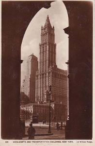 NEW YORK - VÝŠKOVÁ BUDOVA - 14-XY18