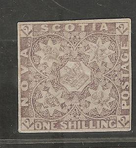 Anglické Kolonie/Kanada - Nová Scotia - zn. SG č. 7c, emise 18/3085/18