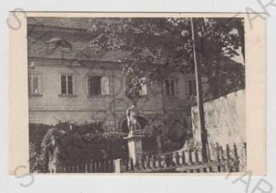 Plzeň - Jih, Stod, Hradec, Ústav, Socha