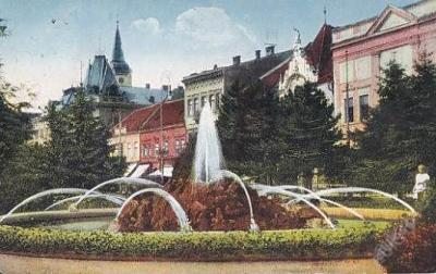 SLOVENSKO - KOŠICE - VODOTRYSK - 11-BX17