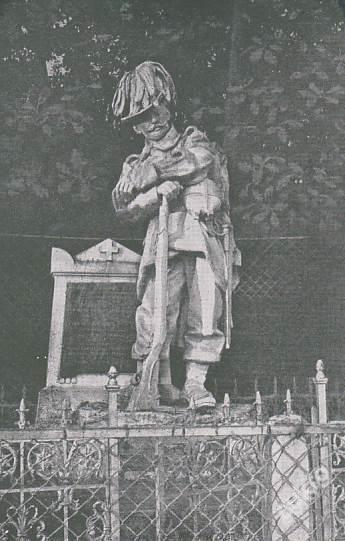 SVIB - POMNÍK MYSLIVECKÉHO PRAPORU - 1866 - 2-CX24