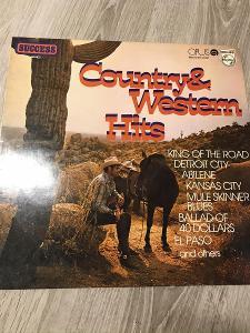 Country & western hits - kolektiv autorů