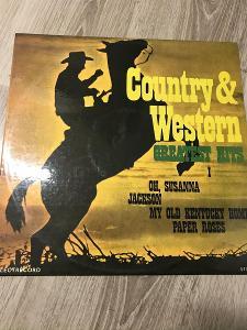 County & western - Greatest Hits 1 - kolektiv autorů